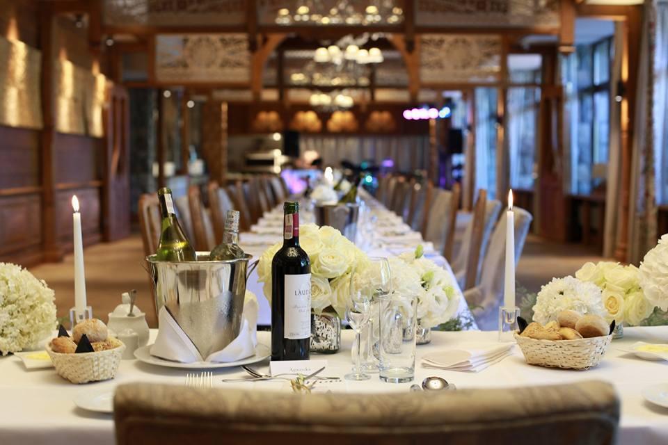 Restauracja Halka, Hotel Aries w Zakopanem.  23.07.2016